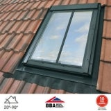 VELUX GGL UK04 SD5J2 Conservation Window for 90mm Tiles - 134cm x 98cm