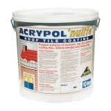 Acrypol Nulife Roof Tile Renovation Coating 5L Terracotta - Box of 4