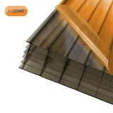 AXIOME 35mm Bronze Polycarbonate Sheet - 3500mm x 1050mm