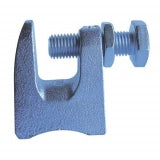 Beam Clamps Galvanised Steel 20mm - Pack of 100