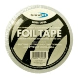 Aluminium Foil Tape - 50mm x 45m