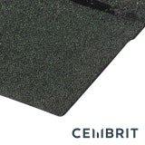 Cembrit Square Butt Bitumen Roofing Shingles (Green) - 3m2 Pack