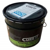 Cure-It Roofing Top Coat in Anthracite Grey - 10kg