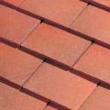 Dreadnought Premium Clay Eaves Tile - Country Brown Smooth