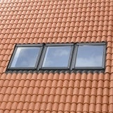 VELUX EKW SK01 0003 Combination Tile Flashing 100mm Gap  114cm x 70cm
