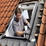 VELUX EW MK06 0000 Single Tile Replacement Flashing - 78cm x 118cm