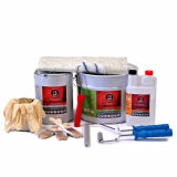 Roofing Superstore Complete Fibreglass Roofing Kit - 15m2