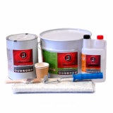 Roofing Superstore Complete Fibreglass Roofing Kit - 1m2