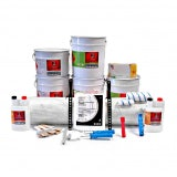 Roofing Superstore Complete Fibreglass Roofing Kit - 40m2