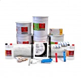 Roofing Superstore Complete Fibreglass Roofing Kit - 50m2