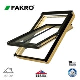 Fakro FTT/C U6/04 Off-Centre Pivot Conservation Window - 66cm x 118cm