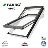 Fakro PTP-V P2/09 Z-Wave uPVC Centre Pivot Window - 94cm x 140cm