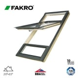 Fakro FDY-V P2/DA Duet proSky Roof Window Pine High Pivot - 94 x 186cm