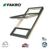 Fakro FDY-V P2/DC Duet proSky Roof Window Pine High Pivot - 94 x 235cm