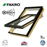 Fakro FTP-V/C P2/03 Z-Wave Pine Conservation Window - 66cm x 98cm