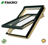 Fakro FTT/C U8/16 Thermo Off-Centre Pivot Window - 55cm x 118cm