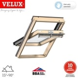 VELUX GGL SK08 3070 Pine Centre Pivot Window Laminated - 114cm x 140cm