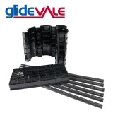 Glidevale 6m Eaves Pack for 400mm to 600mm Rafters - 10,000mm Airflow