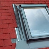 ESA/05 Fakro 78cm x 98cm Flashing for Low Pitched Roofs - 5mm Slate