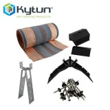 Kytun Universal Dry Ridge Kit 5m in Copper