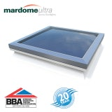 Mardome Ultra Triple Skin Fixed Rooflight in Clear - 600mm x 1200mm