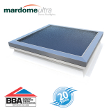Mardome Ultra Double Skin Fixed Rooflight in Textured - 1200mm x 1800mm