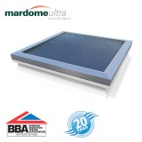 Mardome Ultra Triple Skin Fixed Rooflight in Textured - 900mm x 900mm