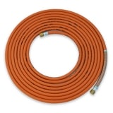Narcisi 5m Rubber Propane Gas Hose with Fittings