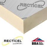 90mm Recticel Eurothane GP Rigid Insulation Board - 2.4m x 1.2m