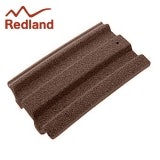 Redland 49 Concrete Profiled Roof Tile in Tudor Brown - Pallet of 336