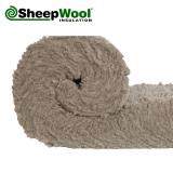 SheepWool Insulation Premium Roll - 4m x 570mm x 150mm 3.42m2 Pack