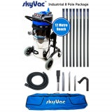 SkyVac 85 Industrial High Reach Inspection and Cleaning System - 12m