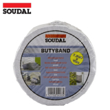 Soudal Butyl Flashing Tape - 75mm x 10m