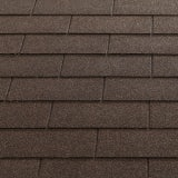 Katepal Self Adhesive 3 Tab SBS Bitumen Roofing Shingles 2.4m2 - Brown