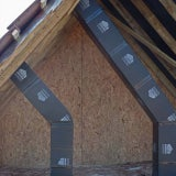 Suntile Short Extension 2.1m Kit for Concrete Double Roman Tiles