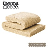 Thermafleece CosyWool Sheeps Wool Slab 75mm x 390mm - 12.64m2