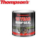 Thompsons HP 10 Year Roof Seal Black - 2.5L