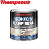 Thompsons One Coat Damp Seal - 2.5L (Pack of 2)