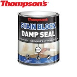 Thompsons Stain Block Damp Seal - 250ml (Pack of 6)
