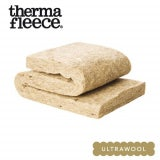 Thermafleece UltraWool High Density Wool Slabs 90mm x 390mm - 8.42m2