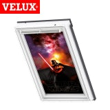 Star Wars & VELUX DKL C02 4710 Blackout Blind - Darth Vader