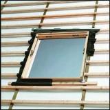 VELUX BDX CK02 2000F Insulation and Underfelt Collar - 55cm x 78cm