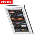Disney & VELUX Manual Blackout Blind DKL CK02 4652 - Cars