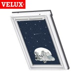 Disney & VELUX Manual Blackout Blind DKL S06 4663 - Winnie the Pooh