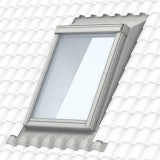 VELUX Mini Dormer EAW UK08 6000 Low Pitch Insulated Flashing Solution