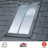 VELUX GPL MK08 SD5N3 Conservation Window for 8mm Slates - 78cm x 140cm