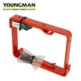 Youngman LadderLok with Padlock, Locking Bar & Fittings for Wall Mount